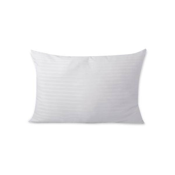 Almohada-50-x-70-Sateen-Stripe-Blanco