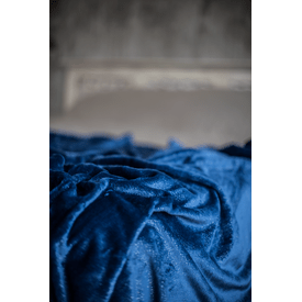 cobija-foil-metalizada-flannel-fleece-azul