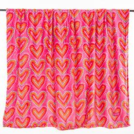 Cobija--Flannel--Fleece-140x200--Tiny-Agatha-Ruiz-De-La-Prada-Corazon-1