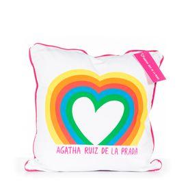 Cojin-45x45-Tiny-Agatha-Ruiz-De-La-Prada-Corazo¦un-Arco-Iris-Iris-1