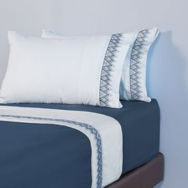 Juego-de-Sabanas-400-Hilos-Meridian-Azul1