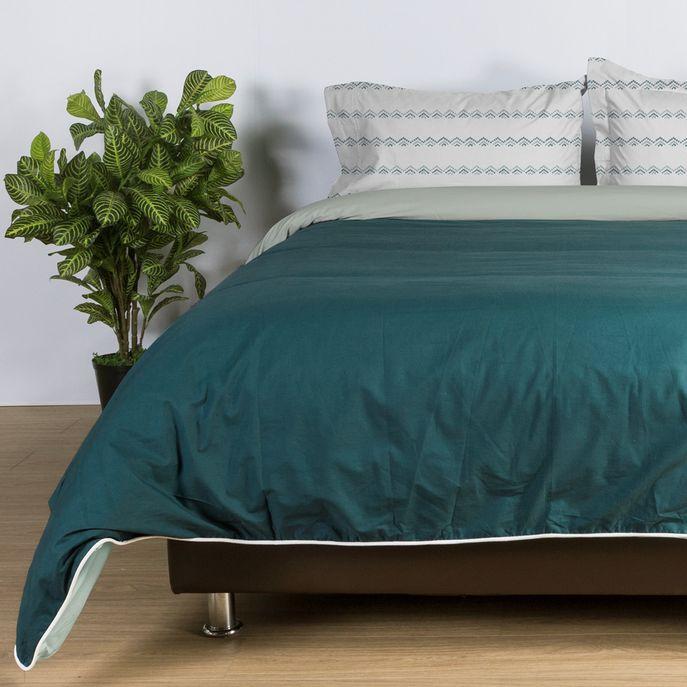 Cover-Duvet-200-Hilos-Esencial-Bicolor-Azul-Petroleo-Gris-Menta