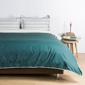 Cover-Duvet-200-Hilos-Esencial-Bicolor-Azul-Petroleo-Blanco-